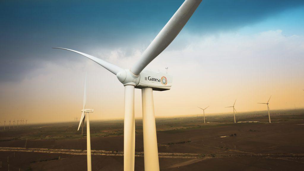 Turbinas de Aerogeneradores de Siemens Gamesa