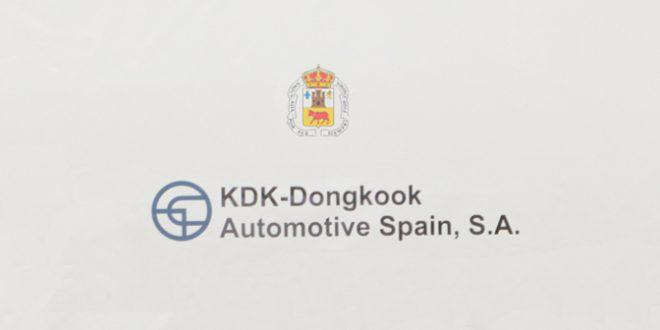 Nuevos trámites de la Factoría Coreana KDK en Borja (Zaragoza)