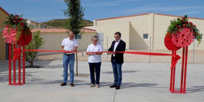 Inauguración en Tarazona del mayor centro de transferencia genética porcina de España