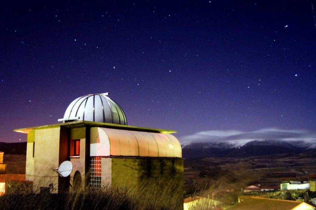 observatorio de borobia - soria