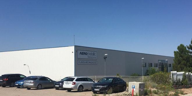 Aerometallic duplica sus instalaciones e incrementa su plantilla en Tarazona