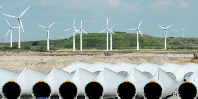 21 nuevos aerogeneradores suministrara Gamesa a la americana MidAmerican Energy Company