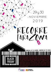 Blackfriday 2019 en tarazona