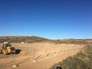 Solar nueva empresa en Ágreda