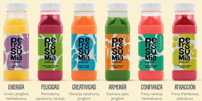 Pressumia, nueva marca de bebidas naturales de origen Olvegueño